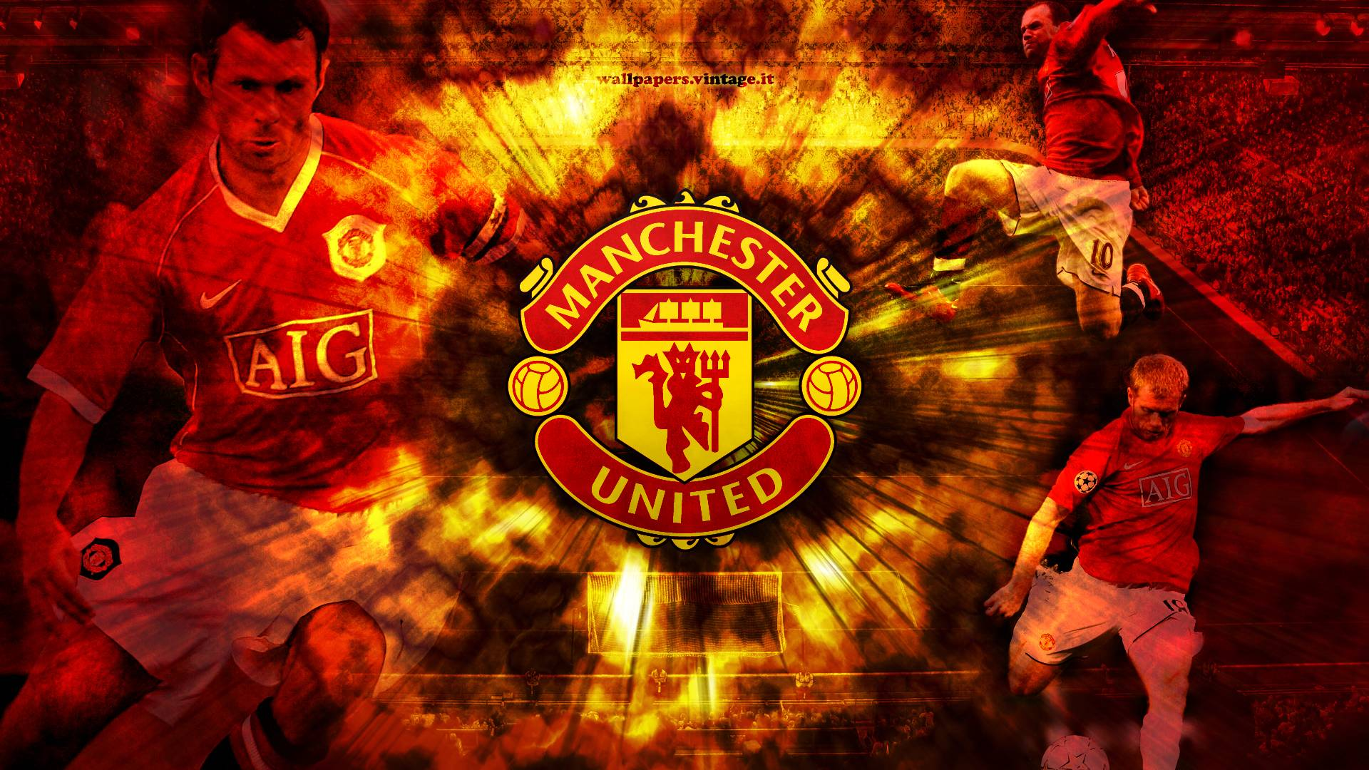 Manchester United Wallpapers HD 1920x1080