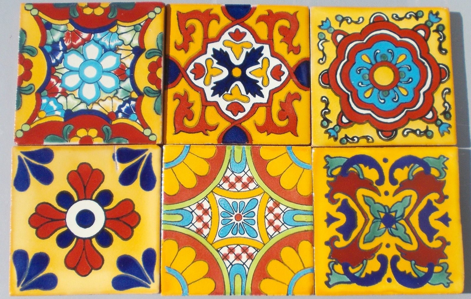 Mexican Tiles Hand Painted For Sale Joy Studio Design Gallery   Best 1600x1015