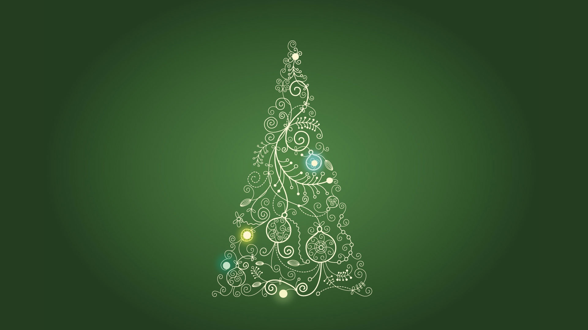 1920x1080 Christmas Tree desktop PC and Mac wallpaper 1920x1080