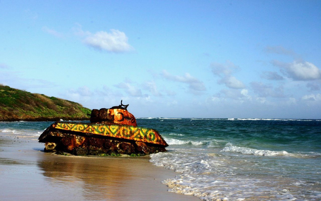 Playas De Puerto Rico Wallpaper Wallpapersafari