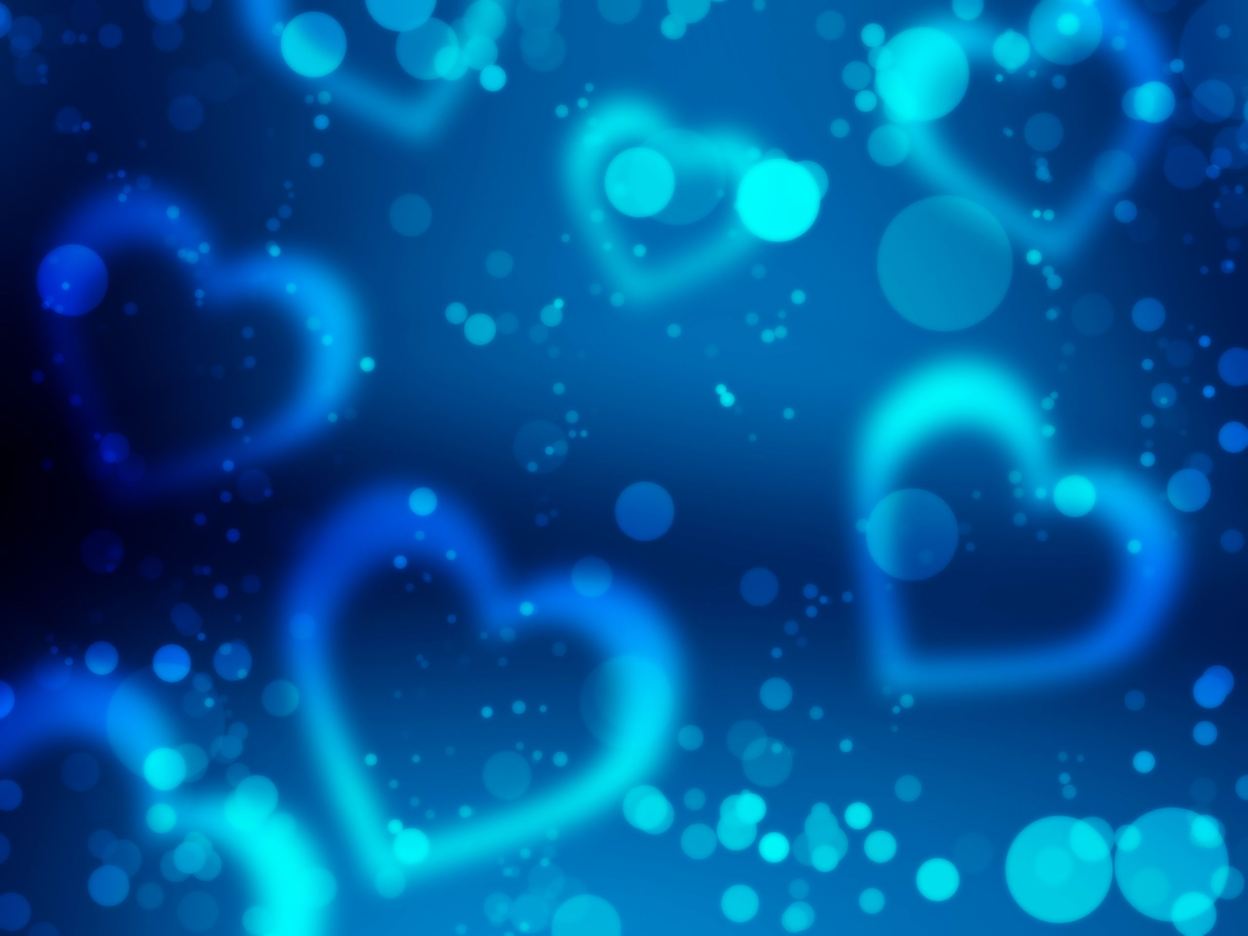 Pin by Patricia Okeife on Blue Things Heart background Glitter 2560x1920