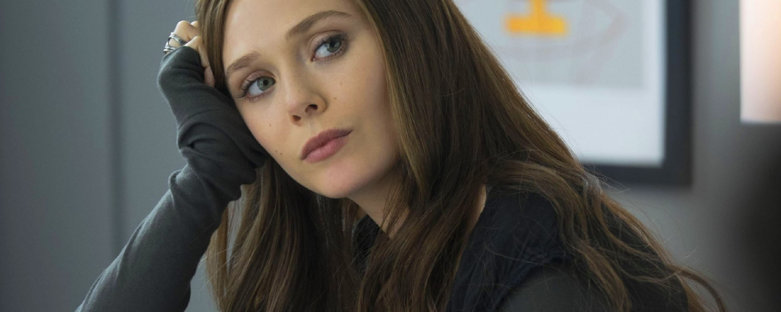 Elizabeth Olsen 2016 HD Wallpapers 2560x1024