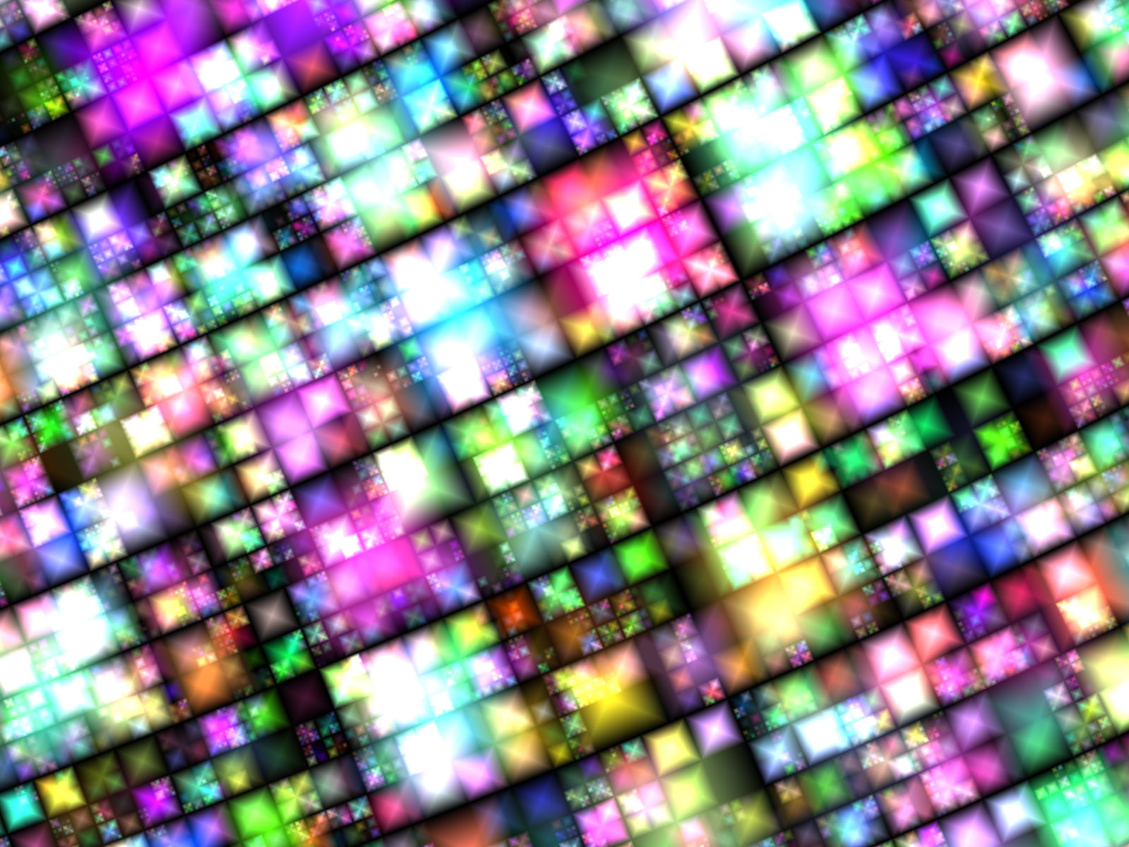 Small Coloured Diamonds   Cool Desktop Background   1600x1200 pixels 1600x1200