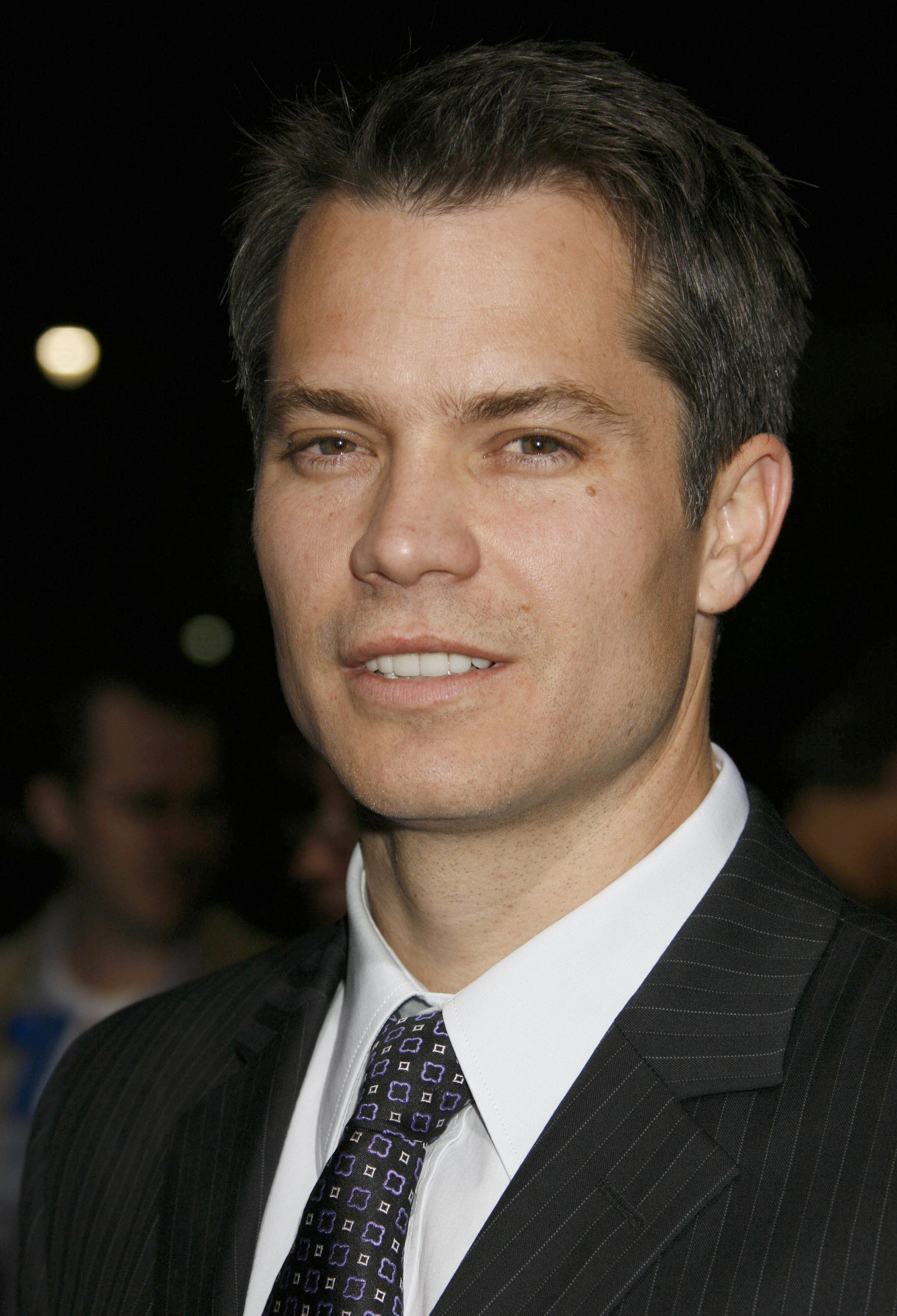 timothy olyphant mother