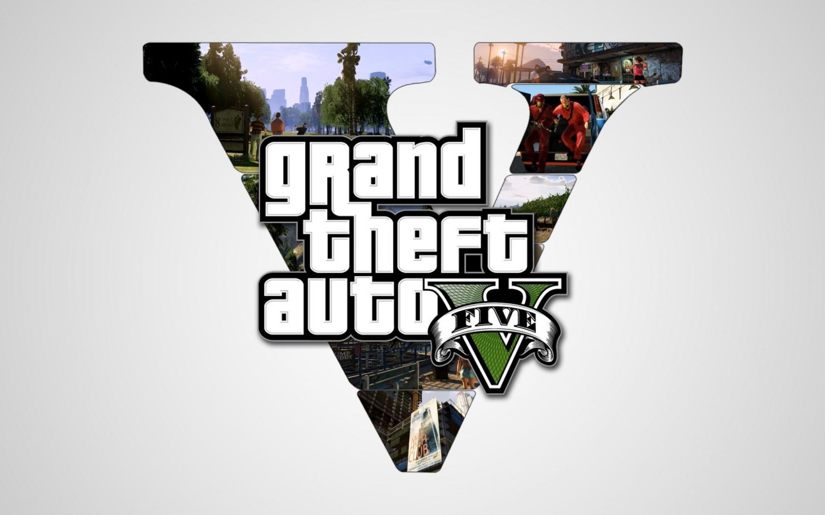 Wallpaper Gta 5 Grand Theft Auto V Rockstar 13 Wallpapers 1680x1050