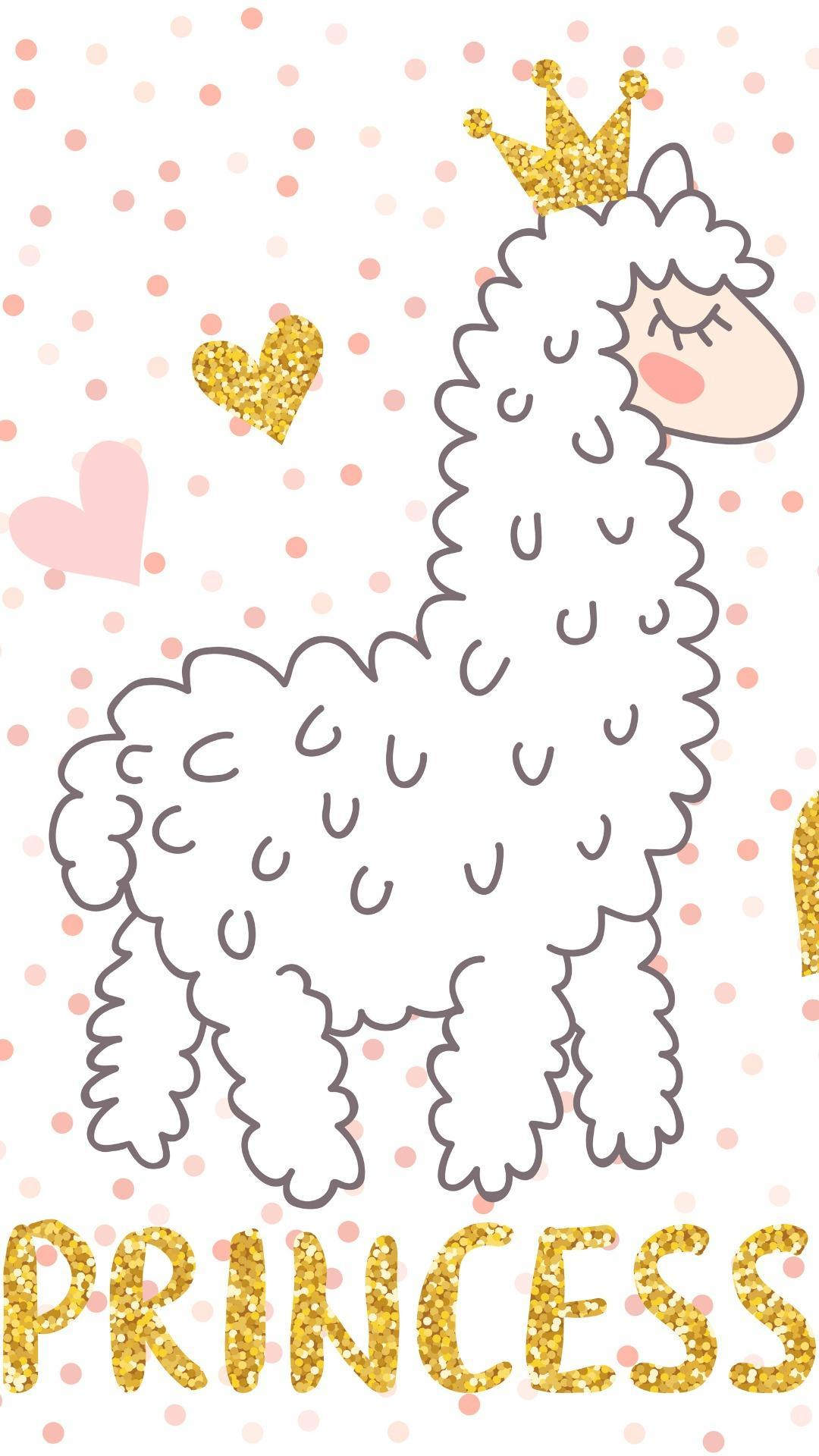 Cute Llama Wallpapers for Android   APK Download 1080x1920