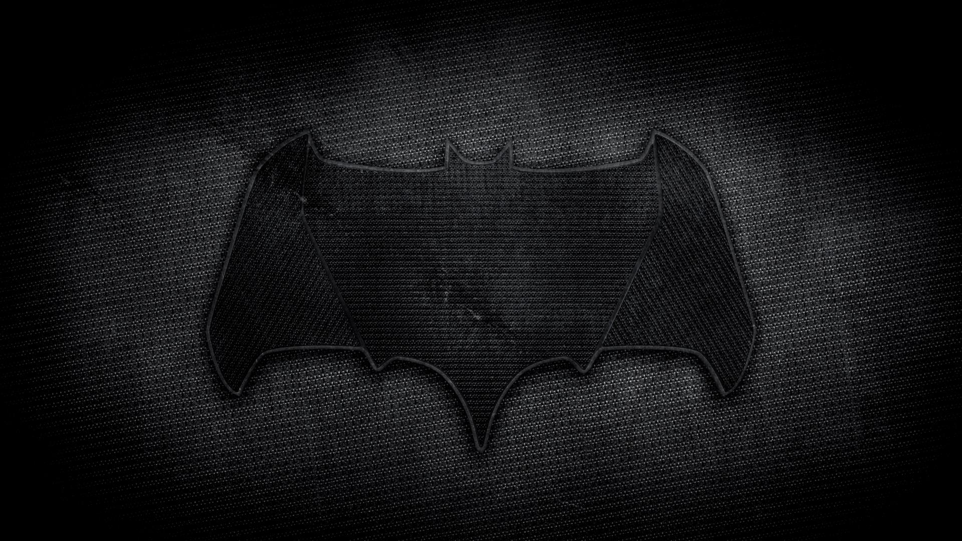 Batman Logo In Vs Superman Dawn Of Justice Movie 2016 1920x1080