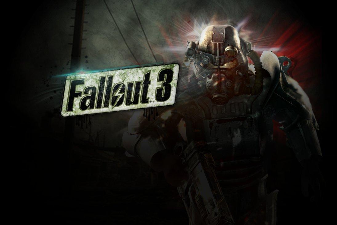 Fallout 3 Desktop Background by kamilakamek 1095x730