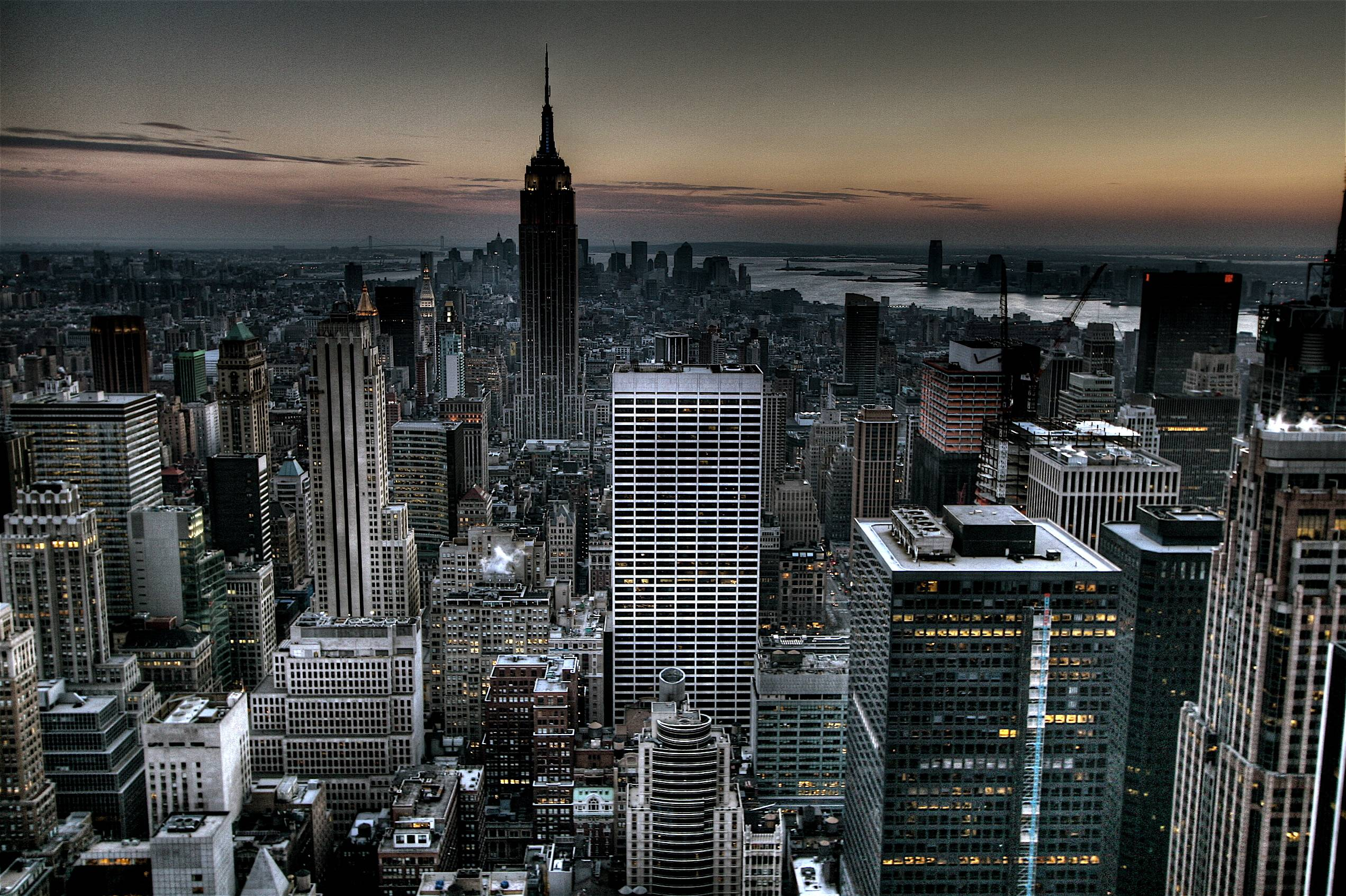 New York City Wallpapers HD Pictures 2543x1693