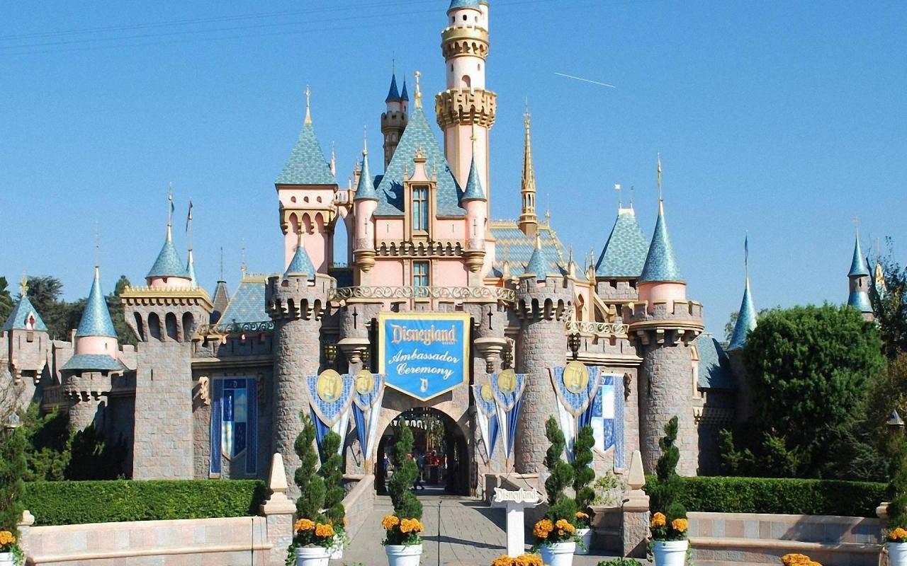 Disneyland WallpapersHuman Landscape Wallpapers Pictures 1280x800