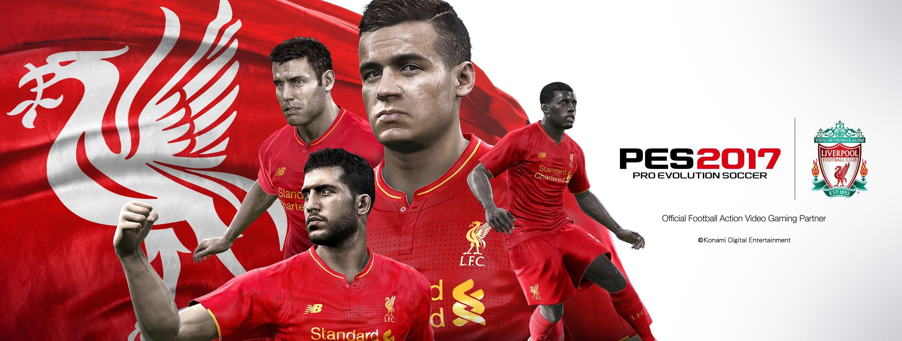 Liverpool Wallpapers 2017 3800x1440