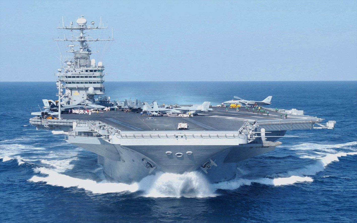 us navy aircraft carrier uss washington military wallpapers 1440x900 1440x900