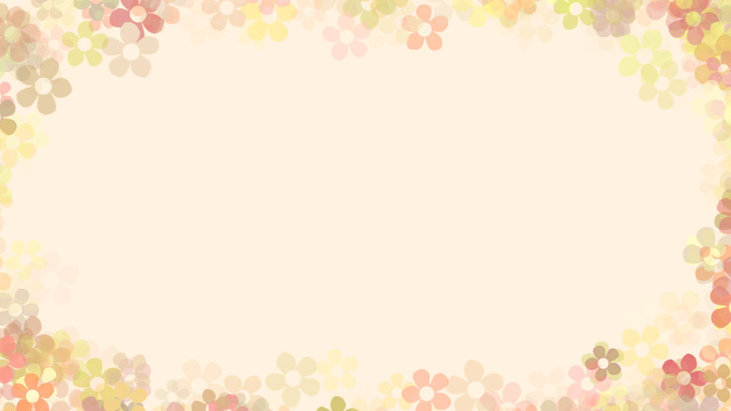 Flowers on border Wallpaper by DubiousOrchid 1024x576