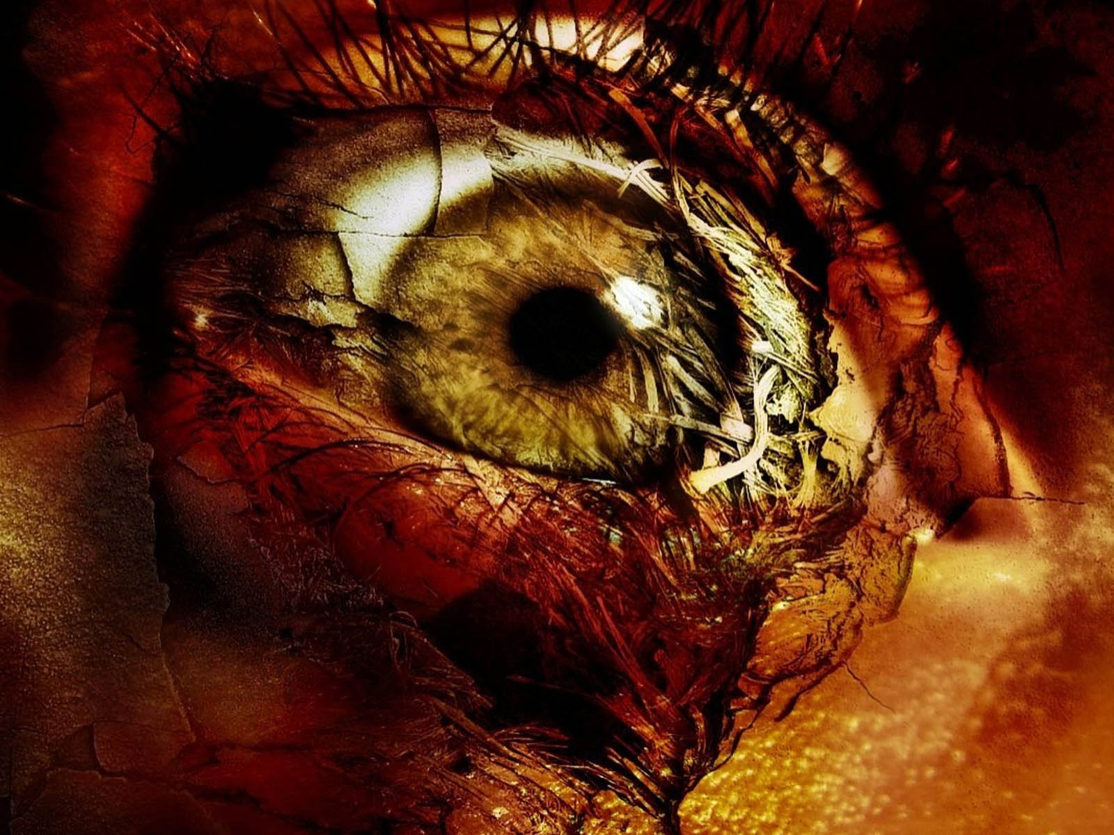 Tag Horror Eye Wallpapers Images Photos Pictures and Backgrounds 1600x1200