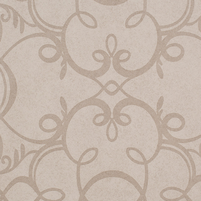 Tan Gray Brown Damask Aria Wallpaper   Rustic   Wallpaper   by 640x640