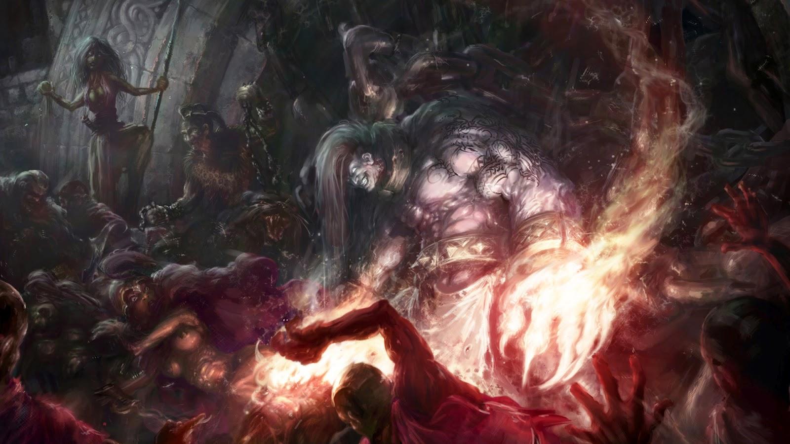 Free Demon Wallpapers - WallpaperSafari
