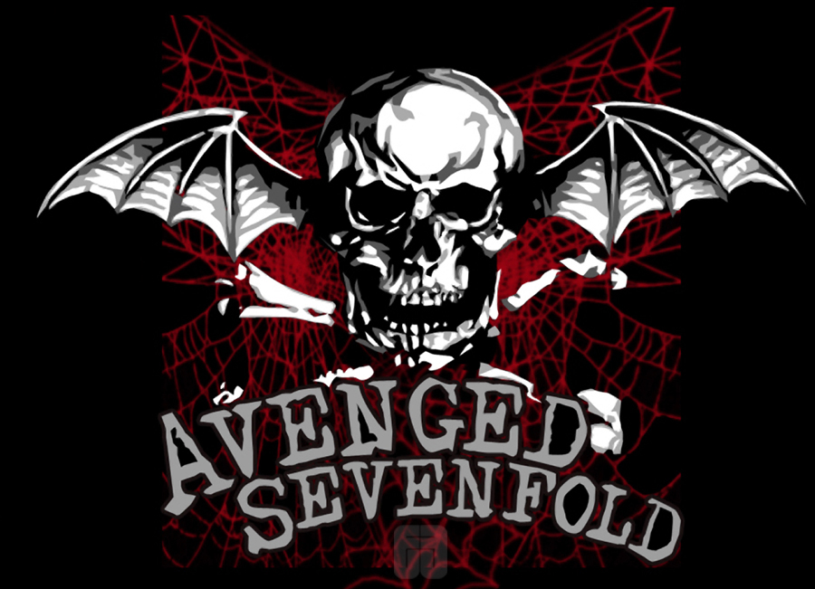 ax avenged sevenfold winged wallpapers55com   Best Wallpapers 900x651