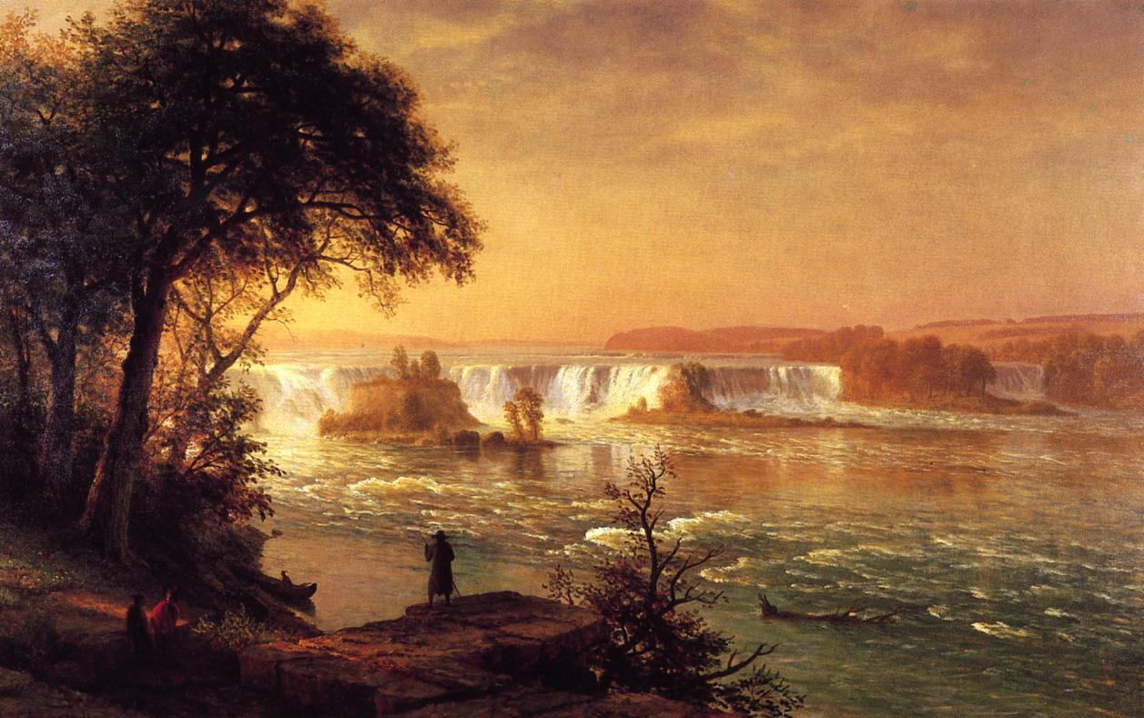 Free Download Art Wallpapers Albert Bierstadt Wallpapers