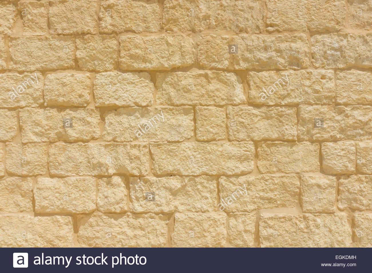 Sandstone brick wall background Stock Photo 79103825   Alamy 1300x956