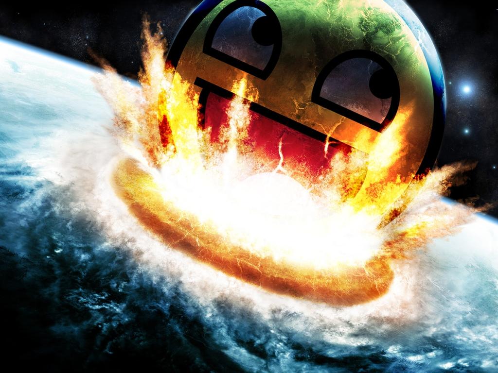 Cool Explosion wallpaper 1024x768 10179 1024x768
