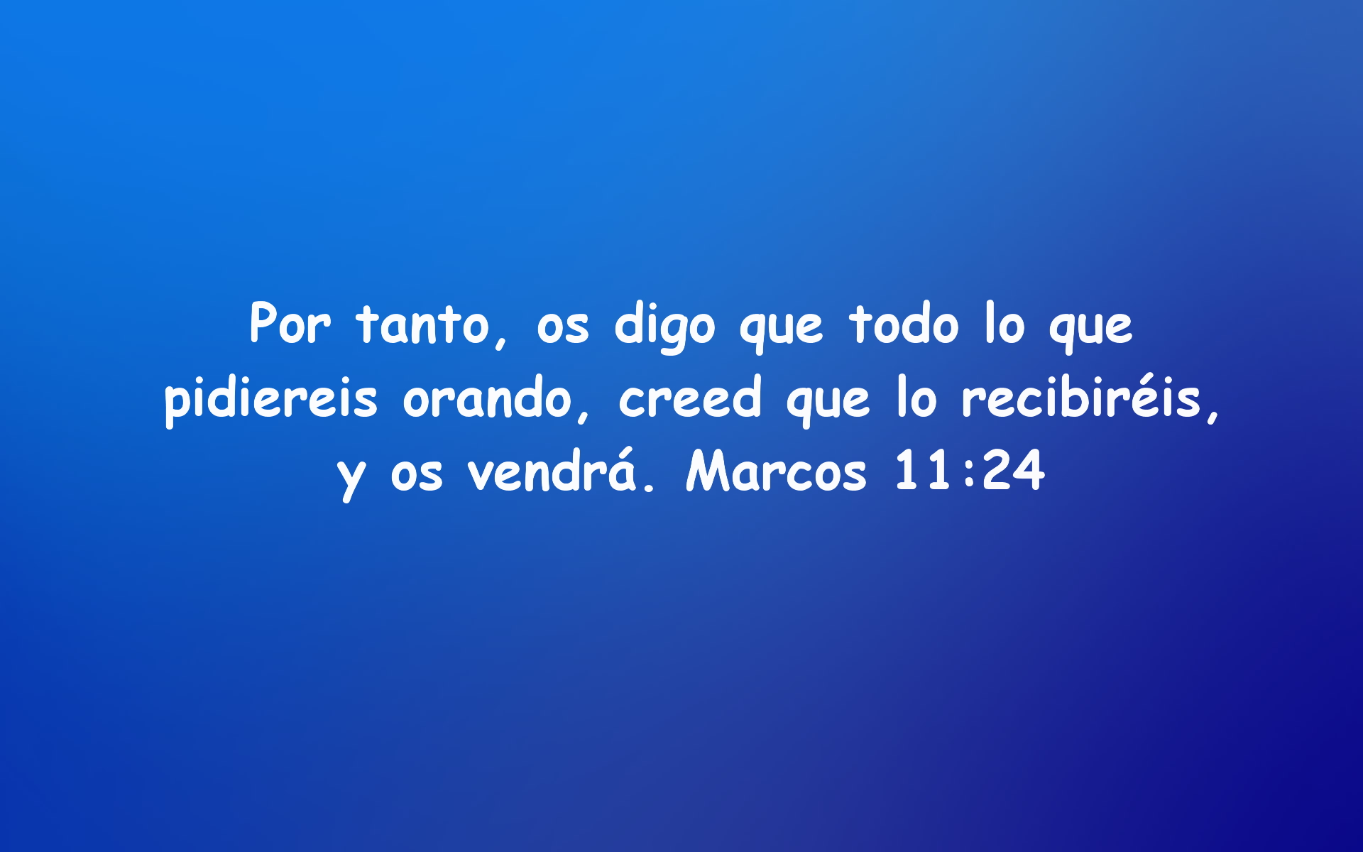 Wallpapers cristianos Marcos 1124 1920x1200