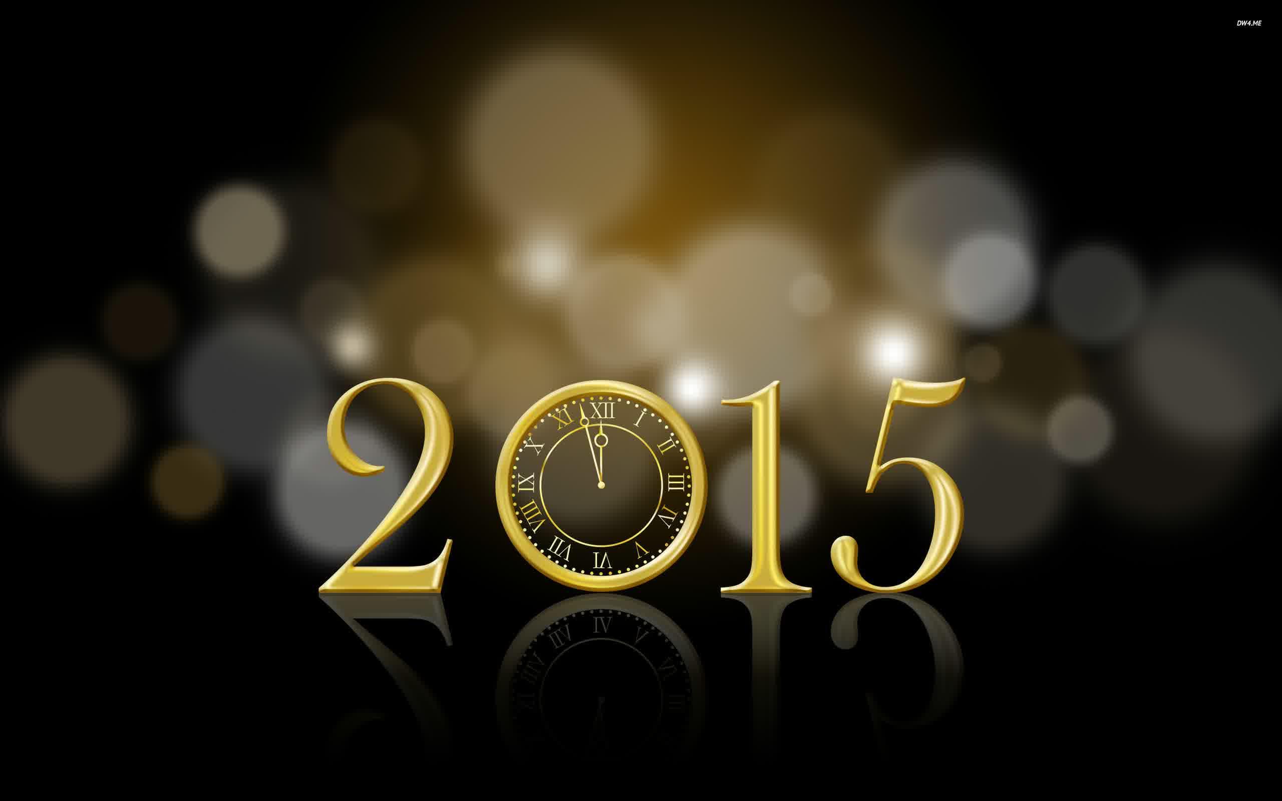Happy New Year 2015 HD Wallpaper loopelecom 2560x1600