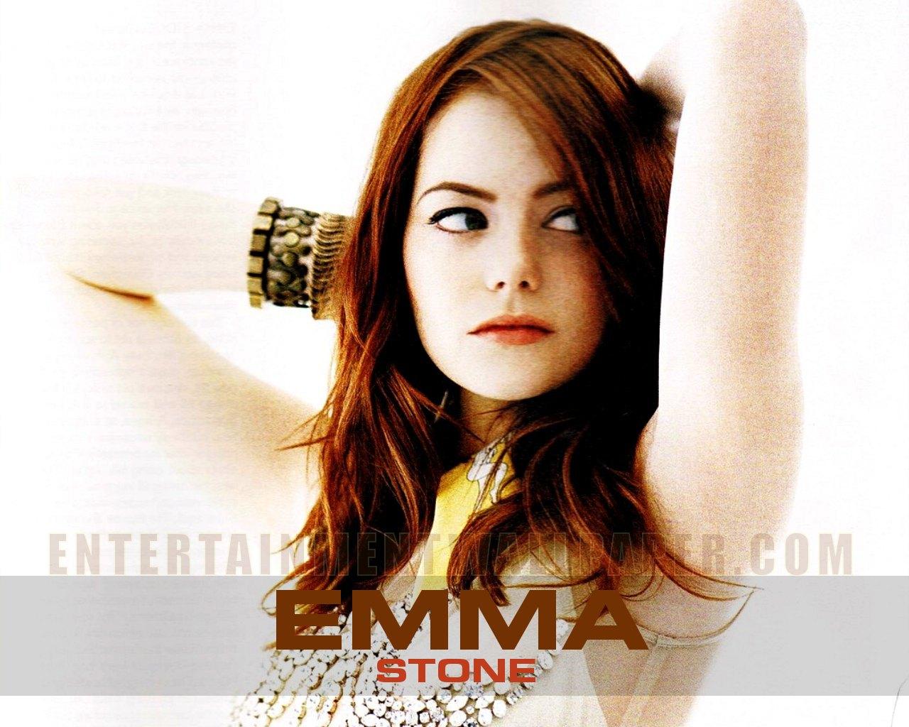 Wallpapers   mmw blog Emma Stone Wallpaper Emma Stone Backgrounds 1280x1024