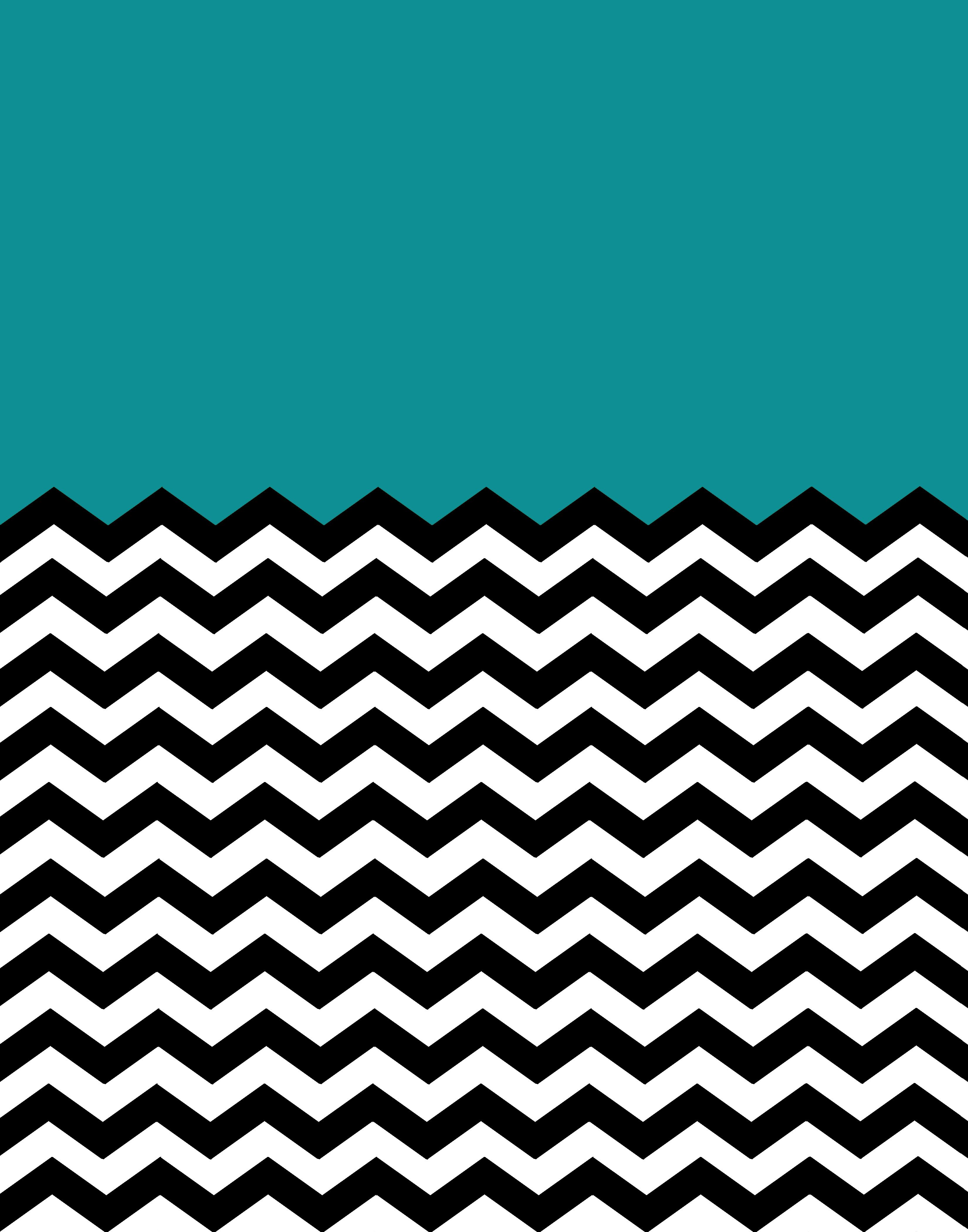 [50+] Coral Chevron Wallpaper on WallpaperSafari