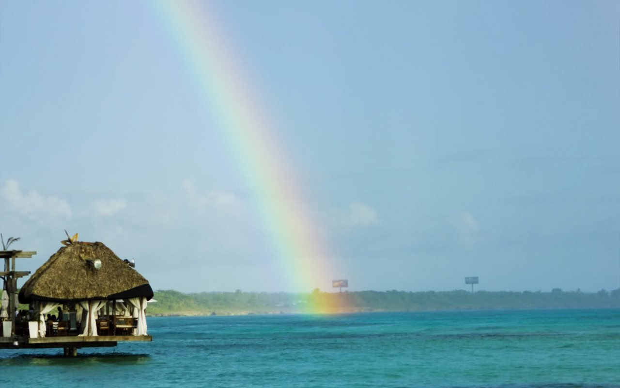 Arcoiris Punta Cana Lugares Republica Dominicana wallpaper download 1280x800