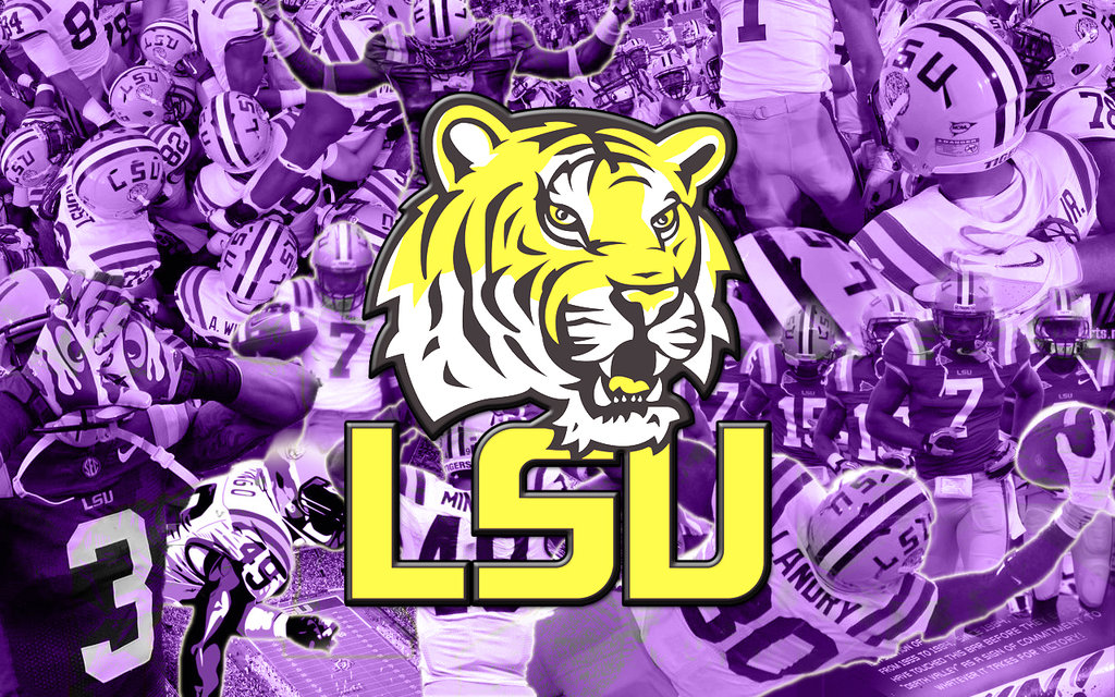 Lsu Tigers Wallpaper Lsu Tigers Wallpaper by 1024x640