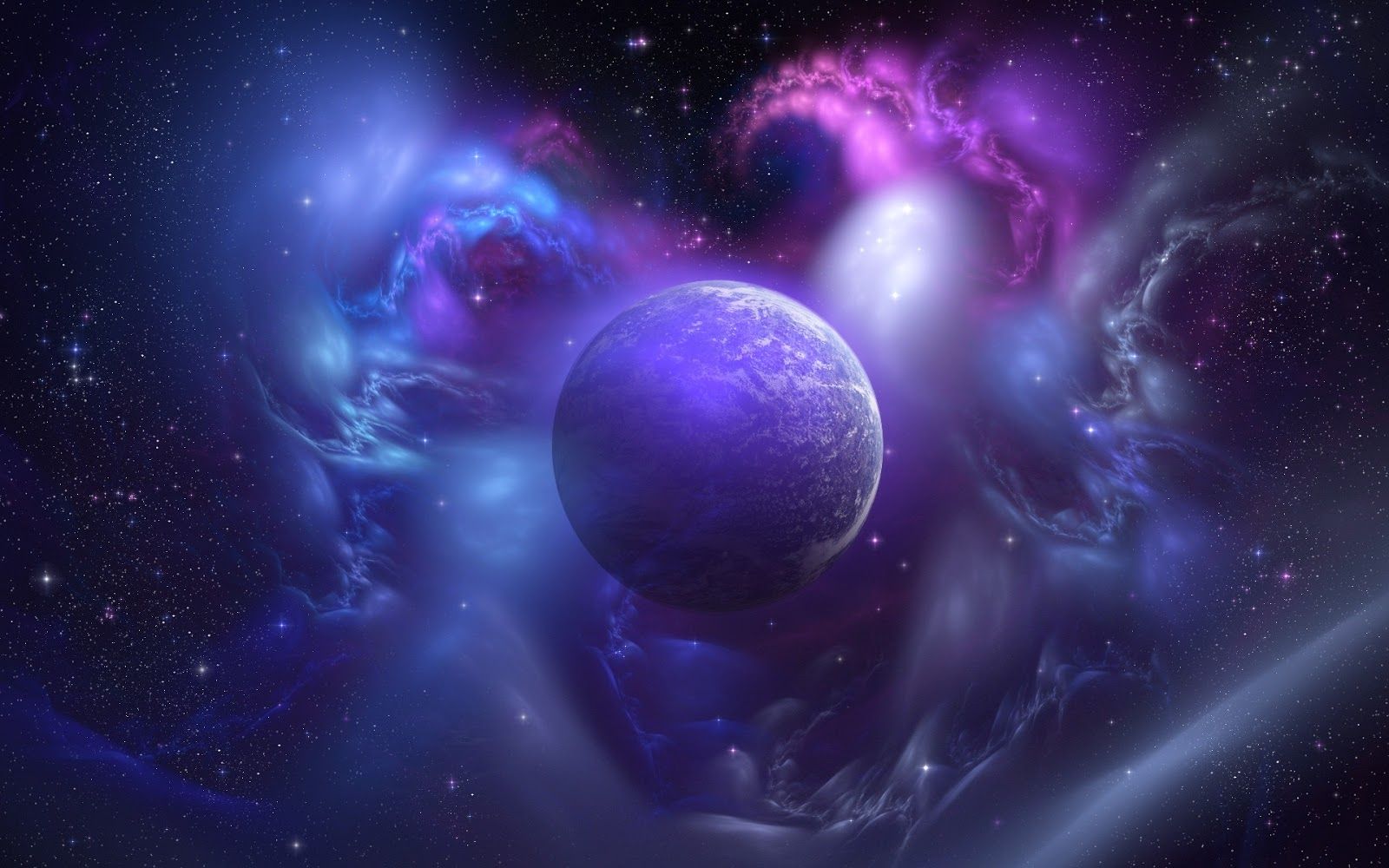 HD Space source httppics about spacecomgalaxy with planets 1600x1000