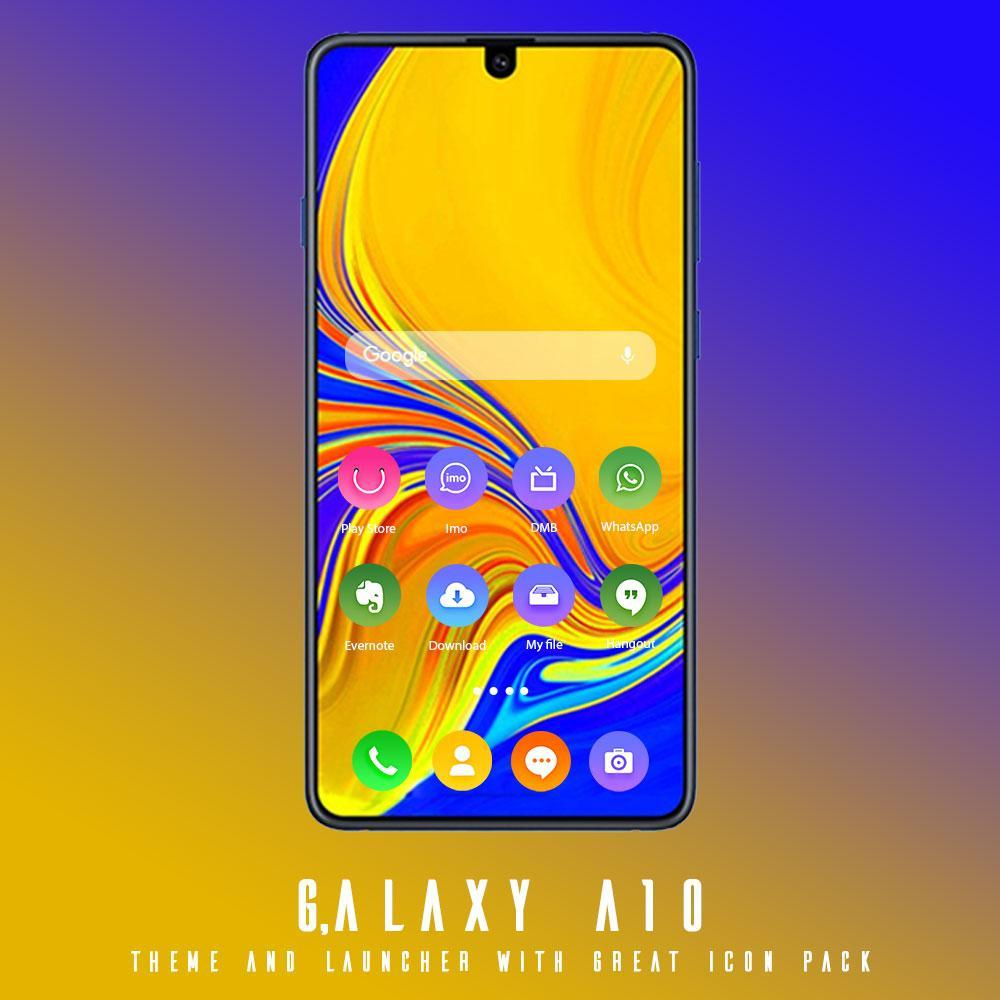Theme wallpaper for Galaxy A10 for Android   APK Download 1000x1000