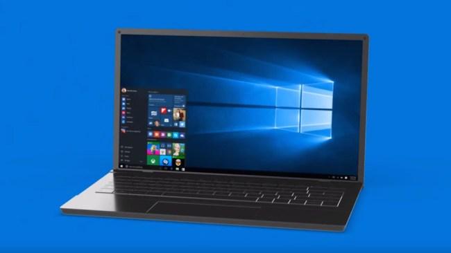 von Windows 10 herausgegeben und mit dabei waren auch neue Wallpaper 650x366