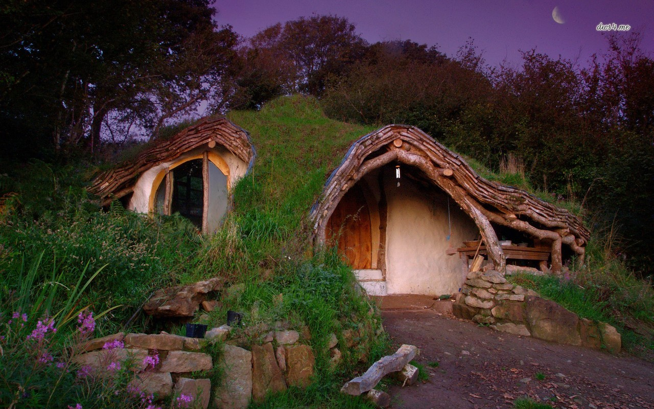 Hobbit house Wales wallpaper   World wallpapers   21837 1280x800