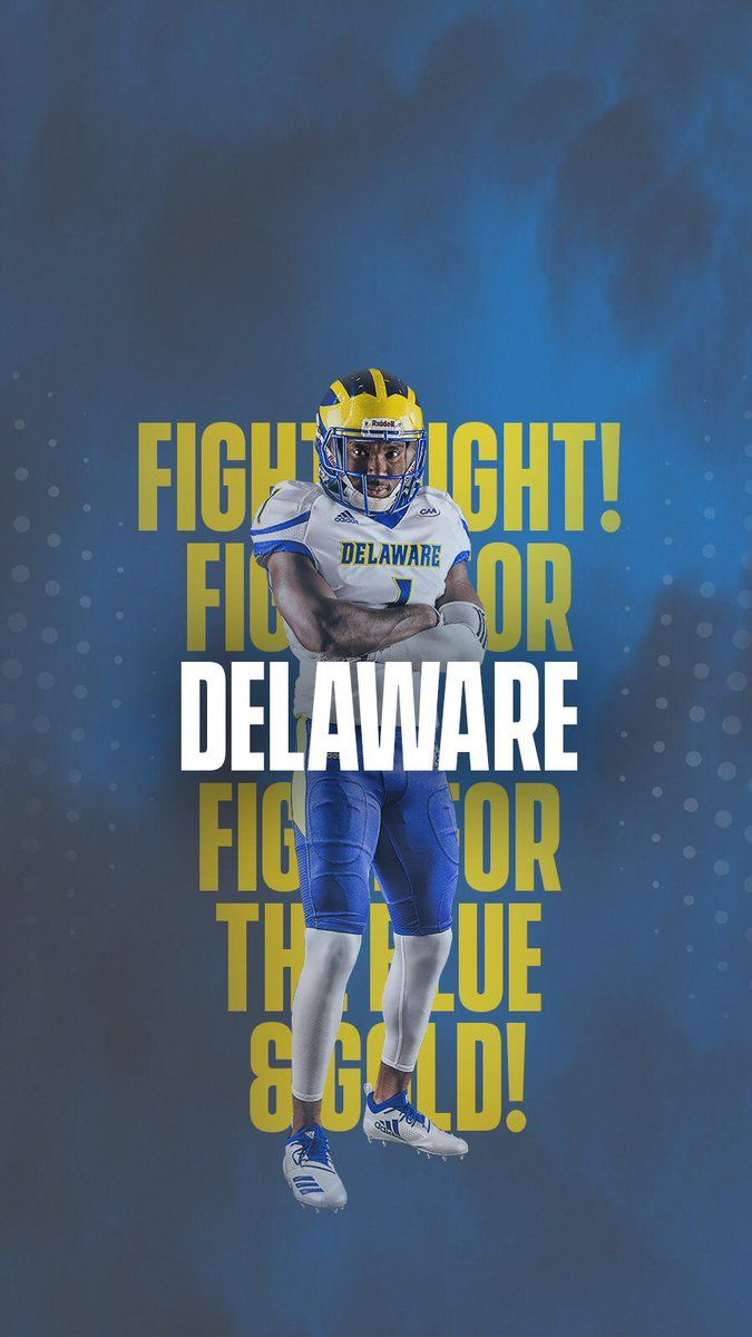 Delaware Wallpapers Lock Screens Sports graphics College 675x1200
