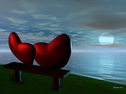 40 Absolutely Beautiful Valentine Day Wallpaper for Your Desktop 530x398