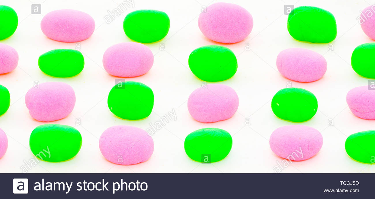 Abstract background from colorful balls of pastel colored 1300x690