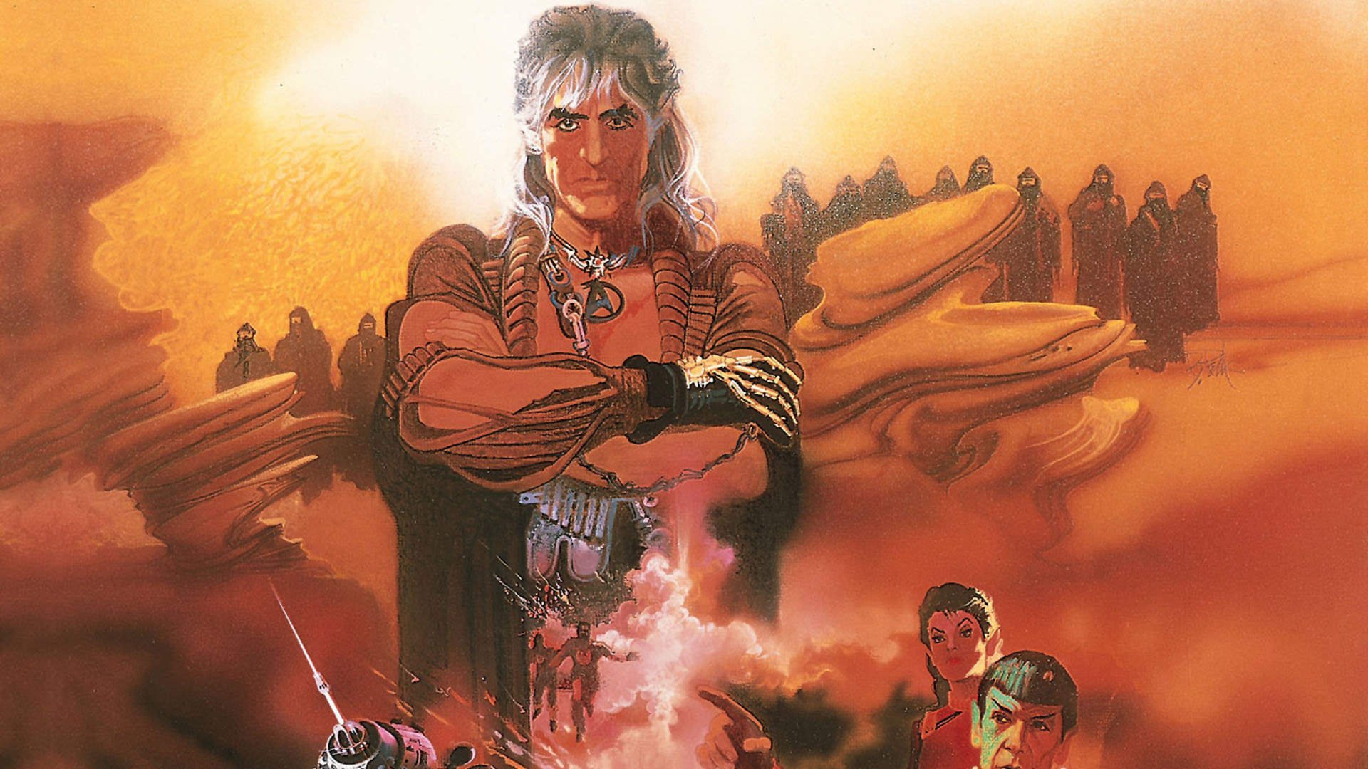 Star Trek II The Wrath of Khan Wallpapers and Background Images 1920x1080