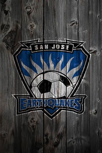 San Jose Earthquakes Wood iPhone 4 Background Flickr   Photo Sharing 333x500