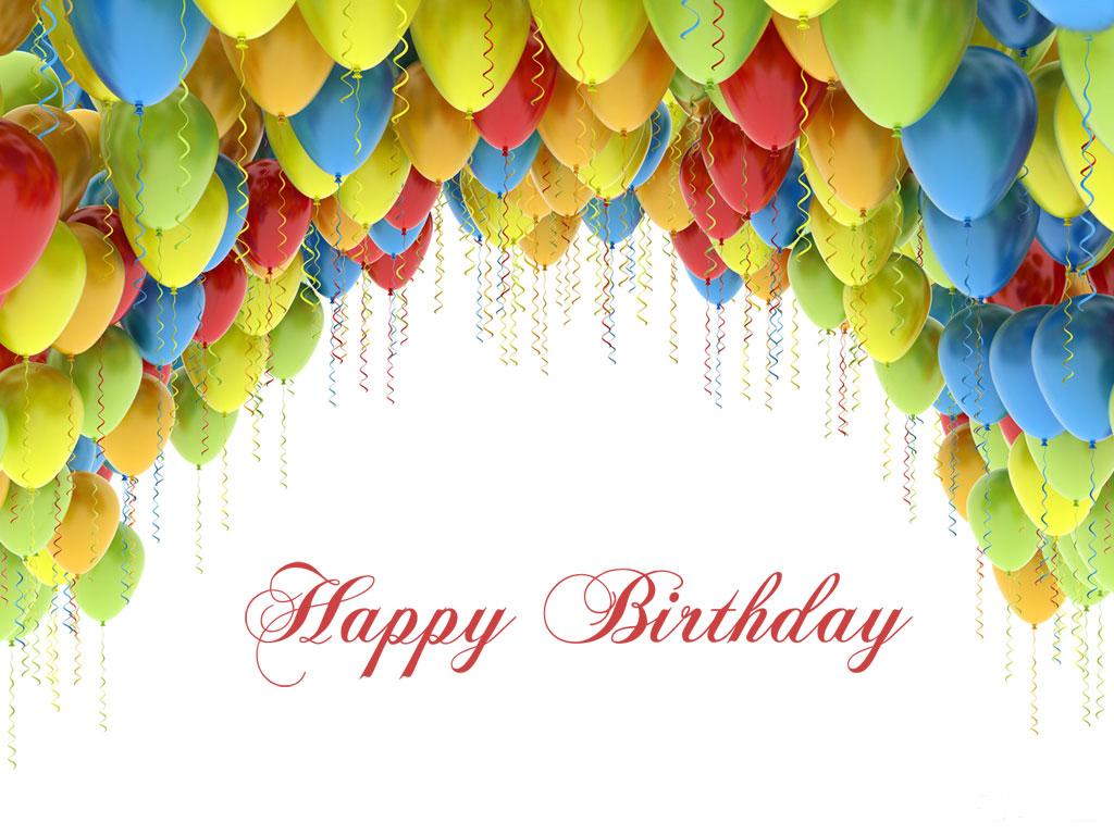 Happy Birthday Desktop Background 1024x768
