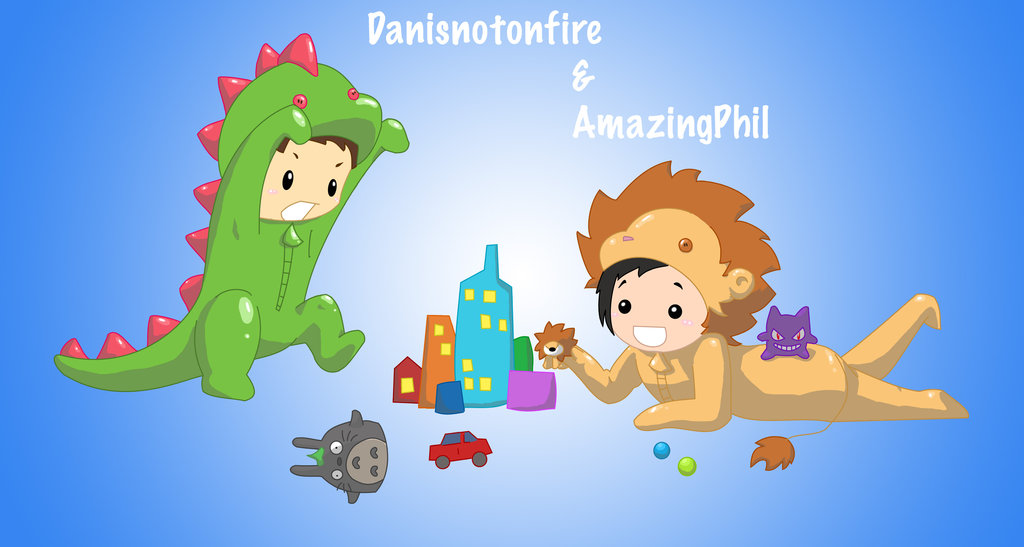 Dan And Phil Contest Entry By Elen93 1024x547