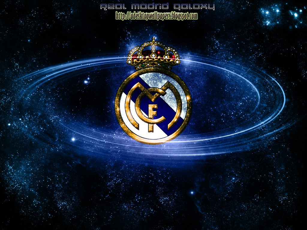 Real Madrid Football Club Desktop Wallpapers