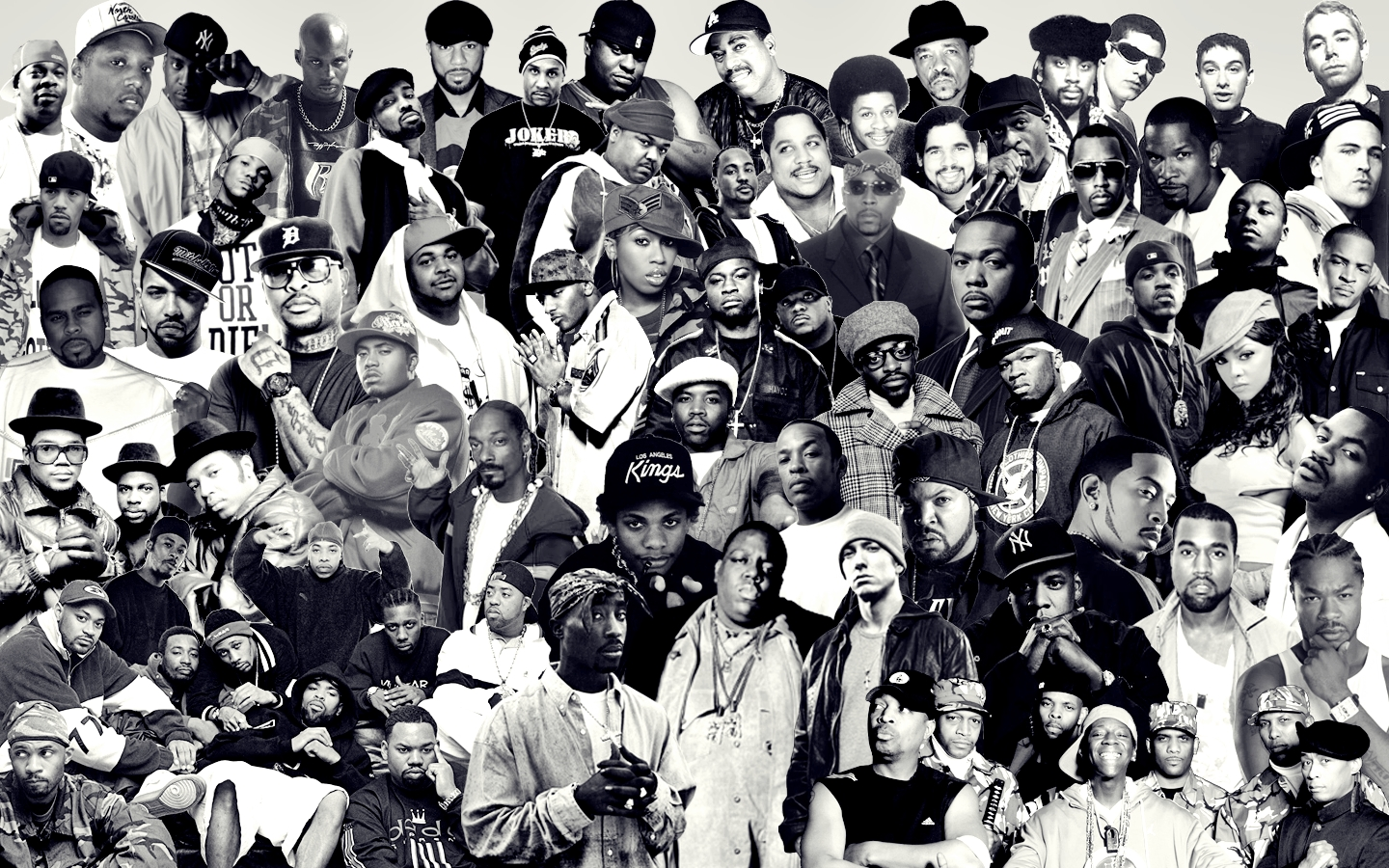 Old School Rap Wallpaper 1440x900