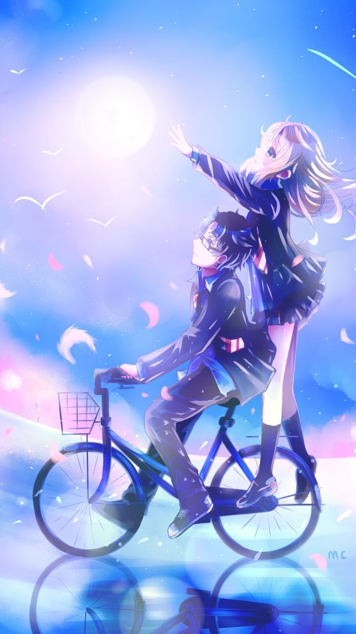 AnimeYour Lie In April 720x1280 Wallpaper ID 683509   Mobile Abyss 720x1280