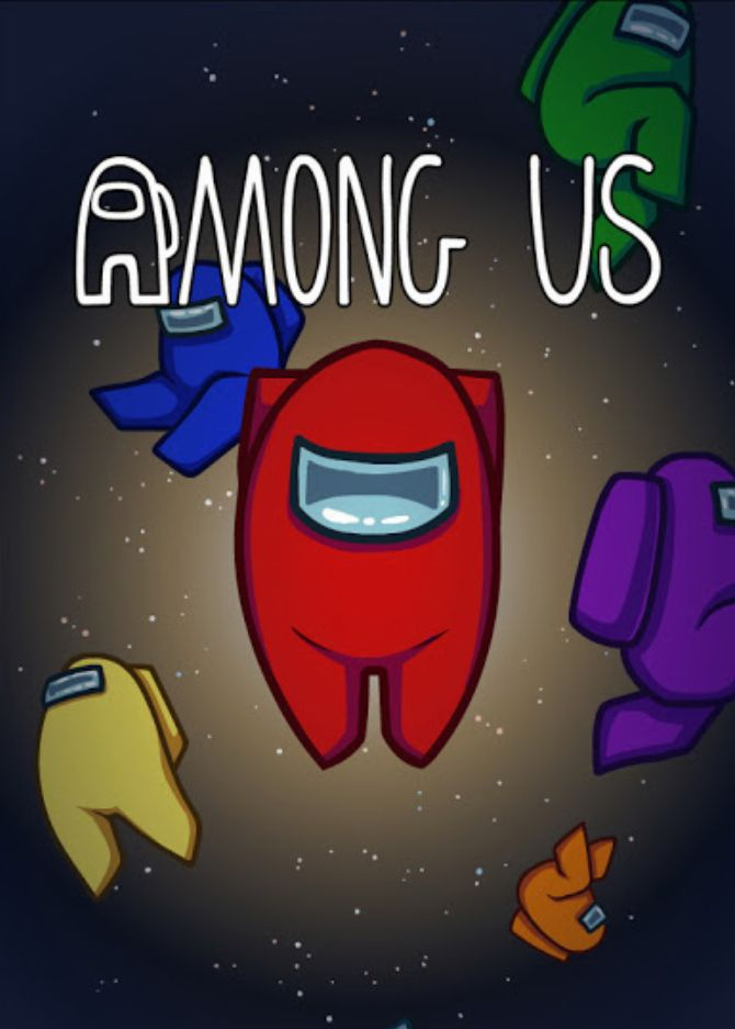 Among Us Wallpaper   KoLPaPer   Awesome HD Wallpapers 670x937