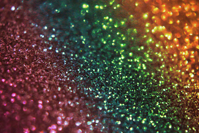 Rainbow Glitter bokeh texture by daftopia 3000x2000