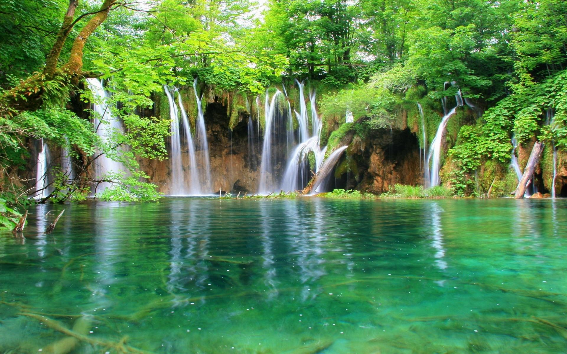 waterfalls wallpapers for desktop background wallpapersafari