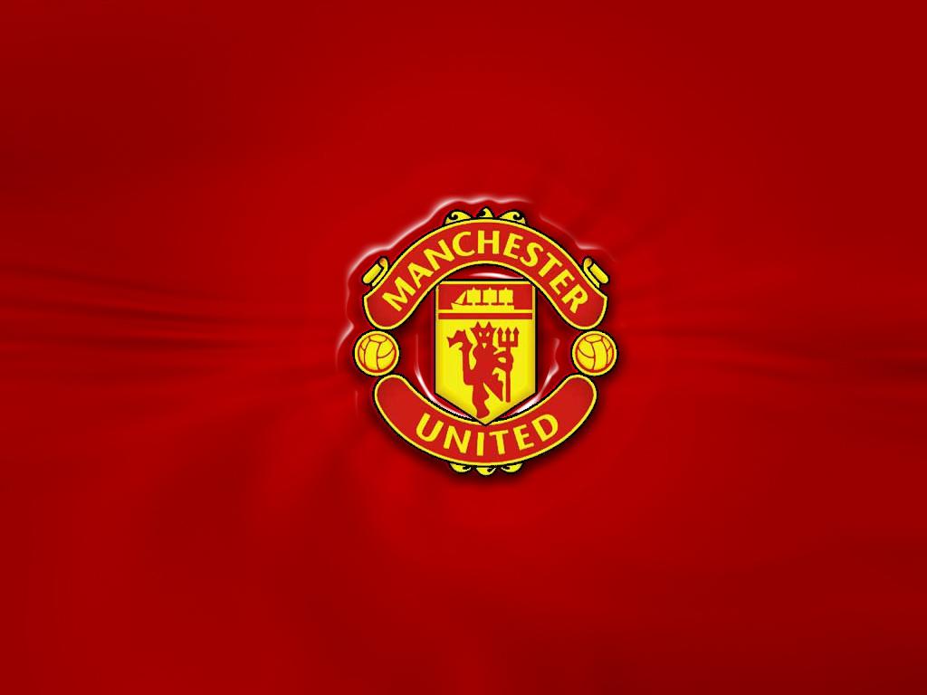 Manchester United FC Plain Logo 4238391 1024x768 All For Desktop 1024x768