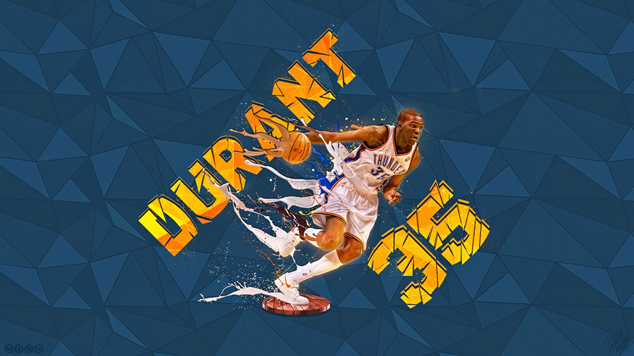 Kevin Durant Wallpapers Basketball Wallpapers at BasketWallpapers 900x506