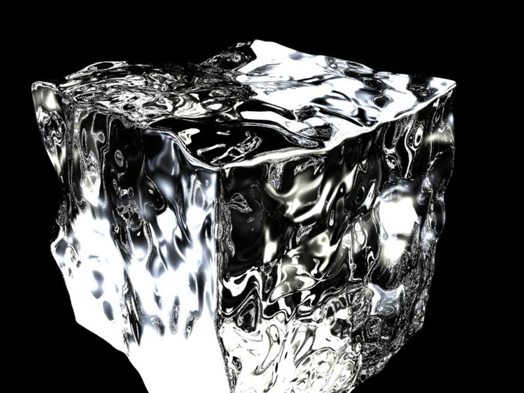 1024 X 768 3d Cool Desktop Wallpaper Cube001 1024x768